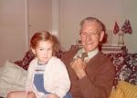 Poppa and me 1978-ish