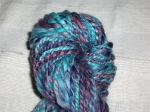 LGJ BFL Turquoise / Navy / Red - closeup