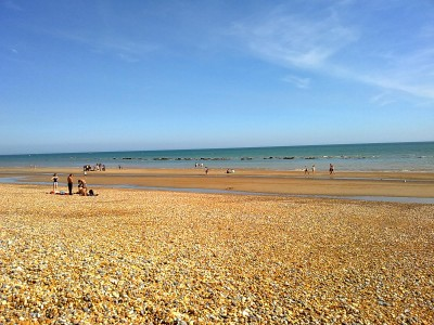 Hastings Beach 23-06-2010