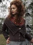 Juno cardigan © Rowan Knitting & Crochet Magazine
