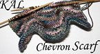 Chevron Scarf Knitalong