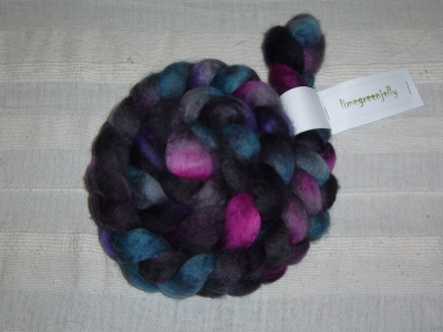 Limegreenjelly Merino in Take Me Out